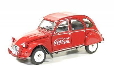 """Citroen 2cv 1978 """"Coca Cola"""""""