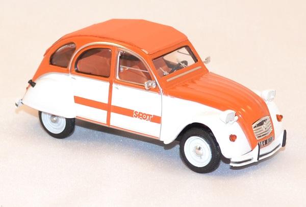 Citroen 2cv spot 1 43 1976 autominiature01 com 3