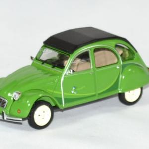 Citroen 2cv verte 1 43 whitebox wht184 autominiature01 1
