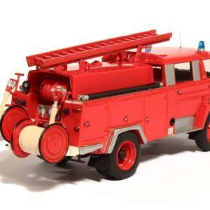 Citroen 700 fpt pompier camion miniature alerte 1 43 autominiature01 2
