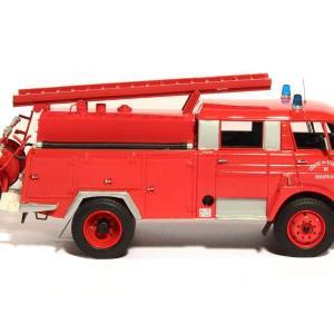 Citroen 700 fpt pompier camion miniature alerte 1 43 autominiature01 3
