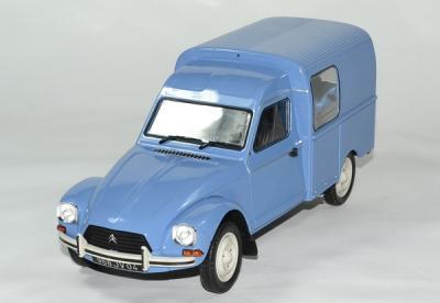 Citroen Acadiane 1984 bleu