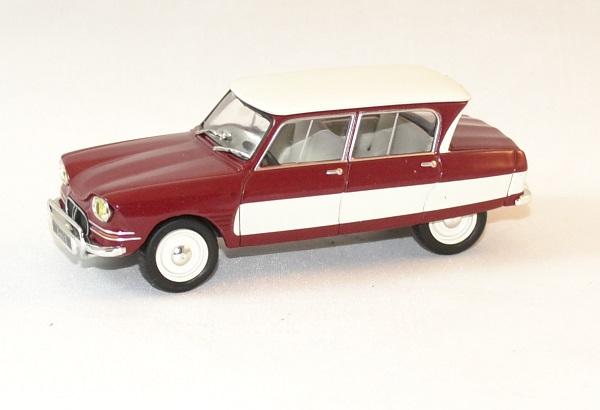 Citroen ami 6 1961 whitebox 1 43 autominiature01 1