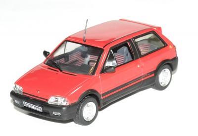 Citroen AX gti rouge 1991