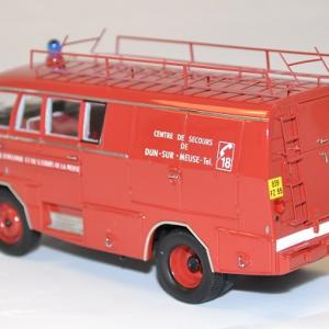 Citroen belphegor pompiers type 350 autocult 1 43 autominiature01 com 2