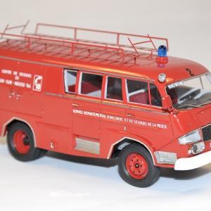 Citroen belphegor pompiers type 350 autocult 1 43 autominiature01 com 3