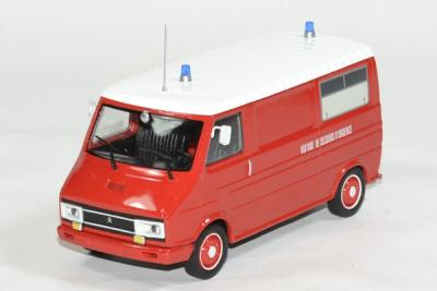 Citroen C35 Pompiers VSAB