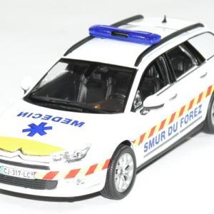 Citroen c5 tourer smur feurs 2011 norev 1 43 autominiature01 1
