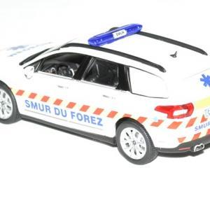 Citroen c5 tourer smur feurs 2011 norev 1 43 autominiature01 2