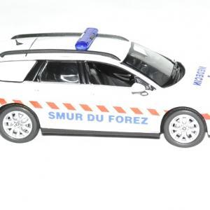 Citroen c5 tourer smur feurs 2011 norev 1 43 autominiature01 3