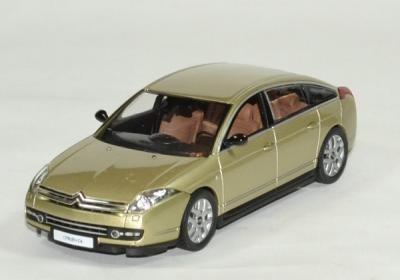 Citroen C6 beige mativoire 2012