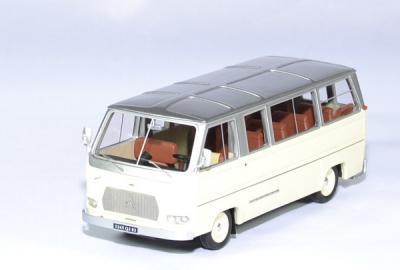 Citroen CH14 Currus Bus 1965 Crème