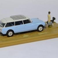 Citroen ds 19 break figurine presse 1 43 75036 autominiature01 2