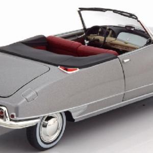 Citroen ds 19 cabriolet 1961 norev 1 18 grey chapron autominiature01 2