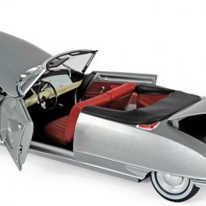 Citroen ds 19 cabriolet 1961 norev 1 18 grey chapron autominiature01 3