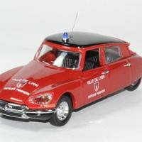 Citroen ds 19 pompiers lyon 1956 rio 1 43 autominiature01 1