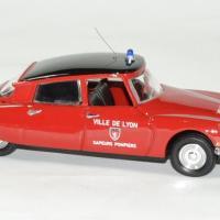 Citroen ds 19 pompiers lyon 1956 rio 1 43 autominiature01 3