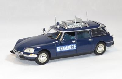 Citroen DS 21 1974 Gendarmerie Nationale break