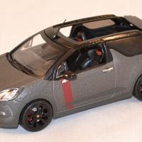 Citroen ds3 racing cabriolet francfort miniature norev 1 43 autominiature01 com 1