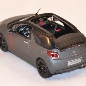 Citroen ds3 racing cabriolet francfort miniature norev 1 43 autominiature01 com 2