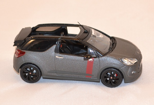 Citroen ds3 racing cabriolet francfort miniature norev 1 43 autominiature01 com 3