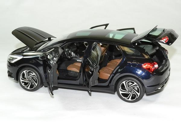 Citroen ds5 2015 bleu 1 18 norev 181616 autominiature01 4