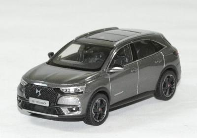 Citroen DS 7 Crossback Performance line gris platine 2018