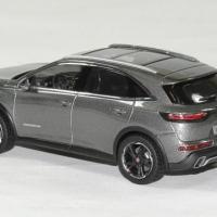 Citroen ds7 2018 cross back performance 1 43 gris norev autominiature01 2