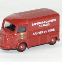 Citroen hy pompier bspp norev 1 64 autominiature01 1