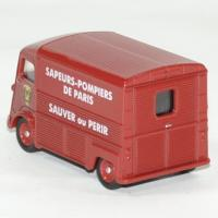 Citroen hy pompier bspp norev 1 64 autominiature01 2