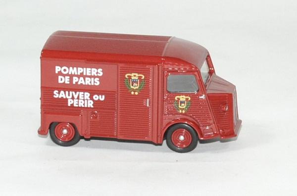 Citroen hy pompier bspp norev 1 64 autominiature01 3