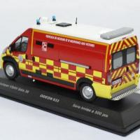 Citroen jumper sapeurs pompiers sdis38 1 43 odeon 0033 autominiature01 2