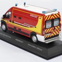 Citroen jumper securite civile pompiers odeon 1 43 0037 autominiature01 2