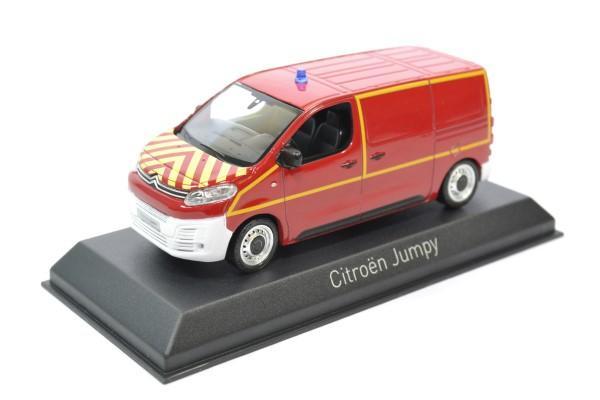 Citroen jumpy pompiers 2016 norev 1 43 autominiature01 155822 1