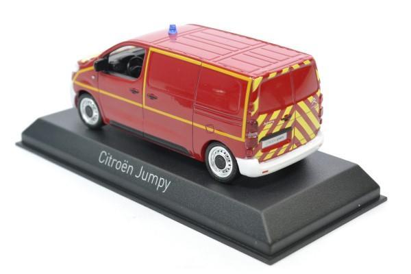 Citroen jumpy pompiers 2016 norev 1 43 autominiature01 155822 2