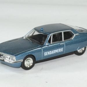 Citroen sm gendarmerie 1971 norev 1 64 autominiature01 1