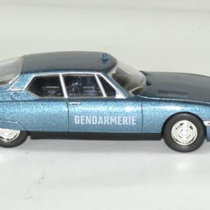 Citroen sm gendarmerie 1971 norev 1 64 autominiature01 3