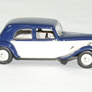 Citroen traction 15 bleu 1949 1 43 norev autominiature01 3