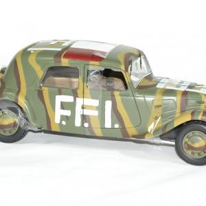 Citroen traction 1944 ffi 1 18 solido autominiature01 3