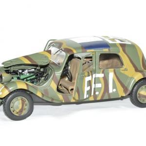 Citroen traction 1944 ffi 1 18 solido autominiature01 4