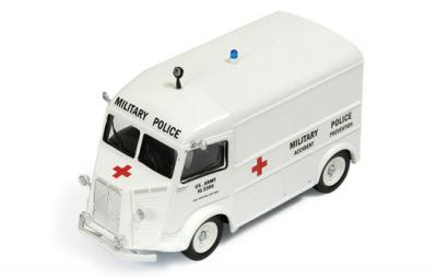 Citroen Type H 1967 US Army ambulance 1-43 Ixo Clc211