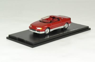 Citroen Xanthia 1986 concept car