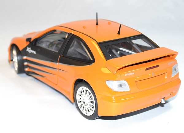 citroen xsara tuning orange solido 1 18 sol8198. Black Bedroom Furniture Sets. Home Design Ideas