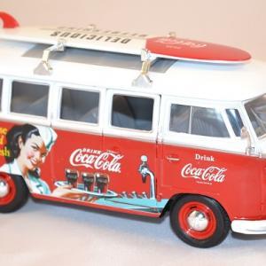 Coca cola bus wolkswagen oxford we001cc miniature autominiature01 com 2