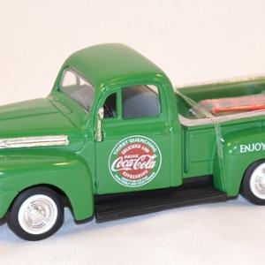 Ford F1 pick up 1948 vert livraison Coca Cola