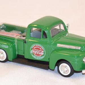 Coca cola ford f1 1948 pick up 1 43 motor city 467431 autominiature01 com 3