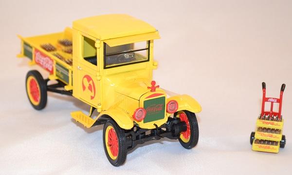 Coca cola ford model tpick up 1923 mcity 442453 miniature auto 1 32 autominiature01 com 3