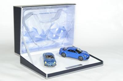 Alpine A110 coffret celebration 1973 et 2017