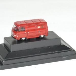 Commer postbus van pompier de Londres