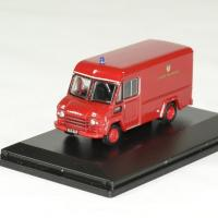 Commer walker london fire brigade 1 76 oxford autominiature01 1